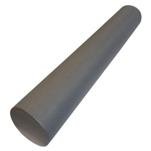 Capetan® | SMR henger, masszázshenger (15x90cm, standard keménység,  szürke színben sima felülettel)