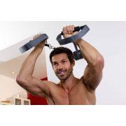 Umont Gymbox Variosling | Multitrainer, kötél trainer (professzionális  kivitel fém húzódzkodó-, felfüggesztő- és szabályozó szerkezettel)