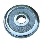 Capetan® | Súlytárcsa (1,25 kg krómozott tárcsasúly, 31 mm lukátmérővel)