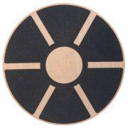 Capetan® | Fa egyensúlyozó korong - egyensúlyozó félkör lap (40cm átm.)