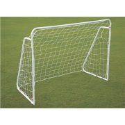 Focikapu pár (2x1,5x0,9 m, hordozható, club kivitel, 3,8 cm cső, hordozható, porszórt felület, hordtáskával)