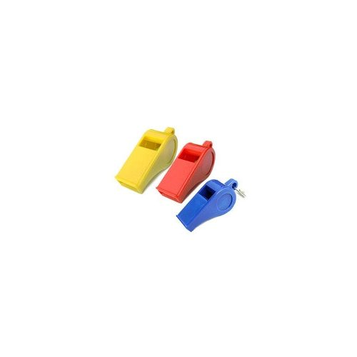 Műanyag síp műanyag golyóval