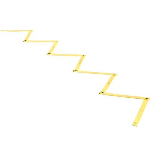 Criss Cross koordinációs létra (9 m, kihajtható, egyszínű)