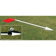 Szögletzászló szett (32mm ármérőjű flexibilis 152 cm hosszú rudakkal)