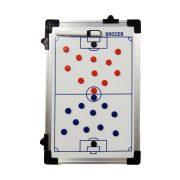Football taktikai tábla (mágneses,  60x45cm)