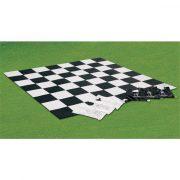 Élő sakk szerepjáték, mobil műanyag játék térrel (16-16 db figurát jelképező mellénnyel)