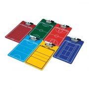 Football taktikai tábla (clippes, színes)