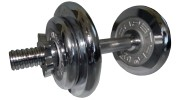 Komplett bővíthető súlyzószettek
