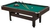 Billiard asztal érmevizsgáló nélkül