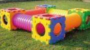 Műanyag Játszóterek - Mászókák