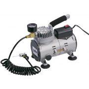 Gala   Labdafújó kompresszor (220 V hálózatról működtethető)